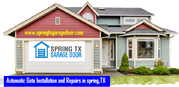 Online Automatic Gate Installation and Repairs in spring,  Texas
