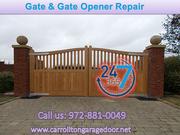 Roll up Gate Repair Carrollton,  Same Day Service