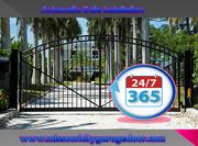 Automatic Gate Installation 77459