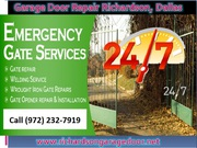 Same Day Services | Gate Repair company in Richardson,  TX