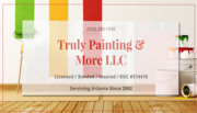 Truly Painting & More-Painting Contractor