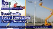 Best Quality Boise Street Light Repair Services