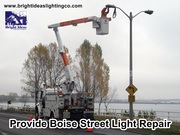 Bright Idea: Provide Boise Street Light Repair