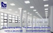 LED Lighting Boise: The Best Lighting Solutions