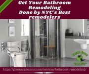 Get Your Bathroom Remodeling Done by NYC's Best Remodeler