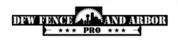 Plano Fence Contractors - Plano Fence and Arbor Pro