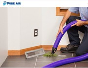 WHEN WAS THE LAST TIME YOUR AIR DUCTS GOT CLEANED,