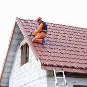 Torch down roofing over shingles